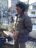 2009/1/17「トンデライ歓迎ムビラライブ」満員御礼につき予約終了